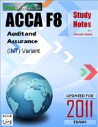 F8 Audit and Assurance - PakAccountants com