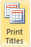 print titles button small