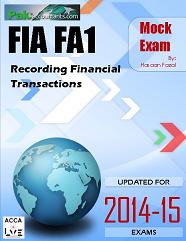 FIA FA1 Mock Exam