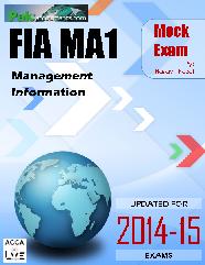 FIA MA1 Mock Exam
