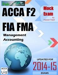 ACCA F2 Mock Exam