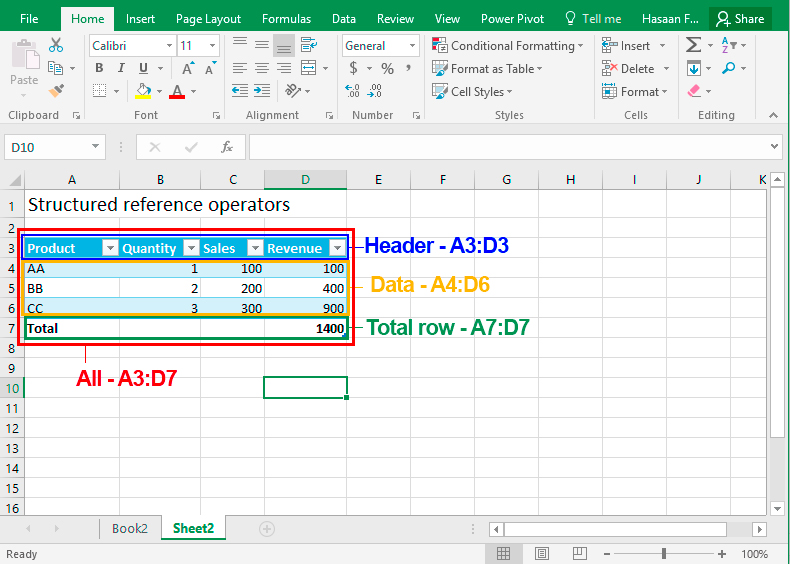 excel-special-item-specifiers